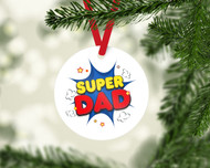 Super Dad White