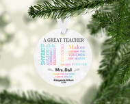 Great Teacher Light