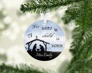 Heavenly Child Ornament