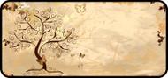 Grunge Tree Fly