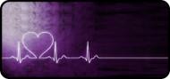 Grunge Beat Purple
