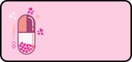 Capsule Pink