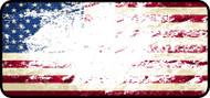 Flag Splatter