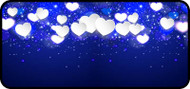 Heart Sparkle Blue