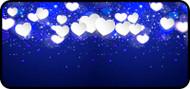 Heart Sparkle Blue