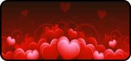 Royal Hearts Red