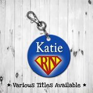 Super Nursing Keychain