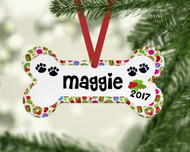 Pet Gifts Border Ornament