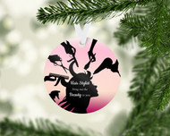 Hair Beauty Pink Ornament