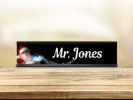 Christmas Magic Desk Plate w/ Insert