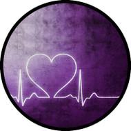 Grunge Beat Purple BR