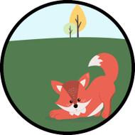 Woodland Fox BR