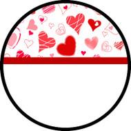 Scribble Hearts BR