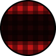 Buffalo Plaid Black BR