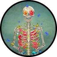 Blooming Skeleton BR