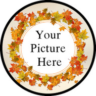 Autumn Leaves Frame BR