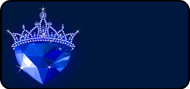 Crystal Crown Blue