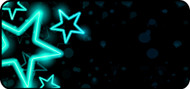 Glowing Aqua