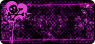 Plaid in Purple