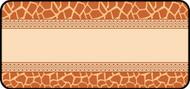 Puzzled Giraffe