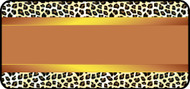 Silk Leopard Gold