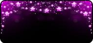 Star Sparkle Purple