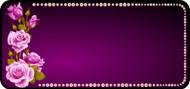 Pearls Purple