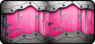 Rusted Pink