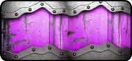 Rusted Purple