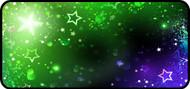 Star Glimmer Green