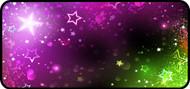 Star Glimmer Purple