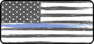 Stripe of Blue