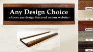 Any Design Wood Wall Plate Set
