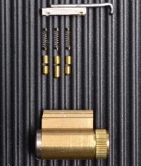 3-pin lock