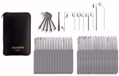 SouthOrd C-6010 Slim Line Pick Set