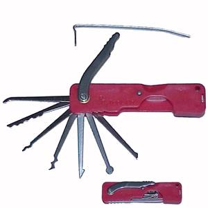 FPS-7P Light Weight Jackknife Pick Set