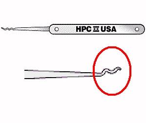SSP-11 Lock Pick - HPC
