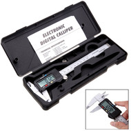 6 Inch Digital Caliper w/high impact protective case