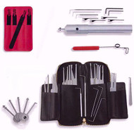 Combo 5 Lock Picking Tools