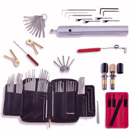 Combo 7 - Large Lock Picking Tools Assortment at a great Discount