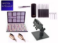 YouTube MASTER Lock PIcking Practice Kit - Learn to pick and rekey locks in one kit.