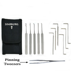 The Controller Lock Pick Set