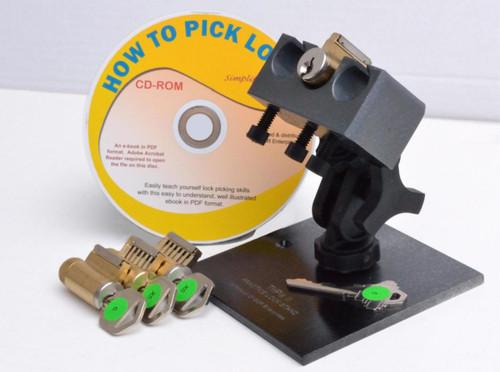 Locksport LITE Lockpicking Practice Kit