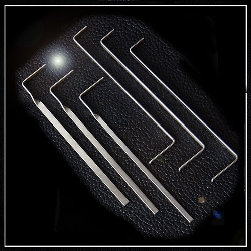 Sparrows Level 1 Tension Wrench Set