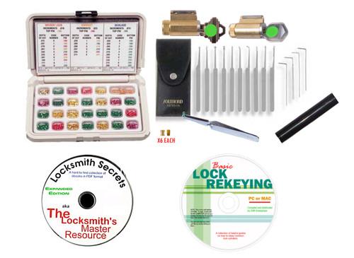 Master Class Self-Teaching Kit