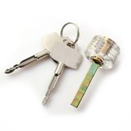 Zeiss - Cross See-Thru Acrylic Practice Lock