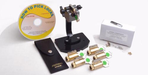 Lock Skills Premium Intro Kit - with MonoStand