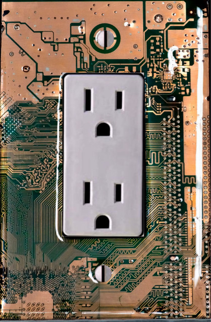 Wall Plate Style A