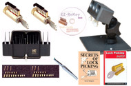 Master Home Study Lock Picking Practice Kit