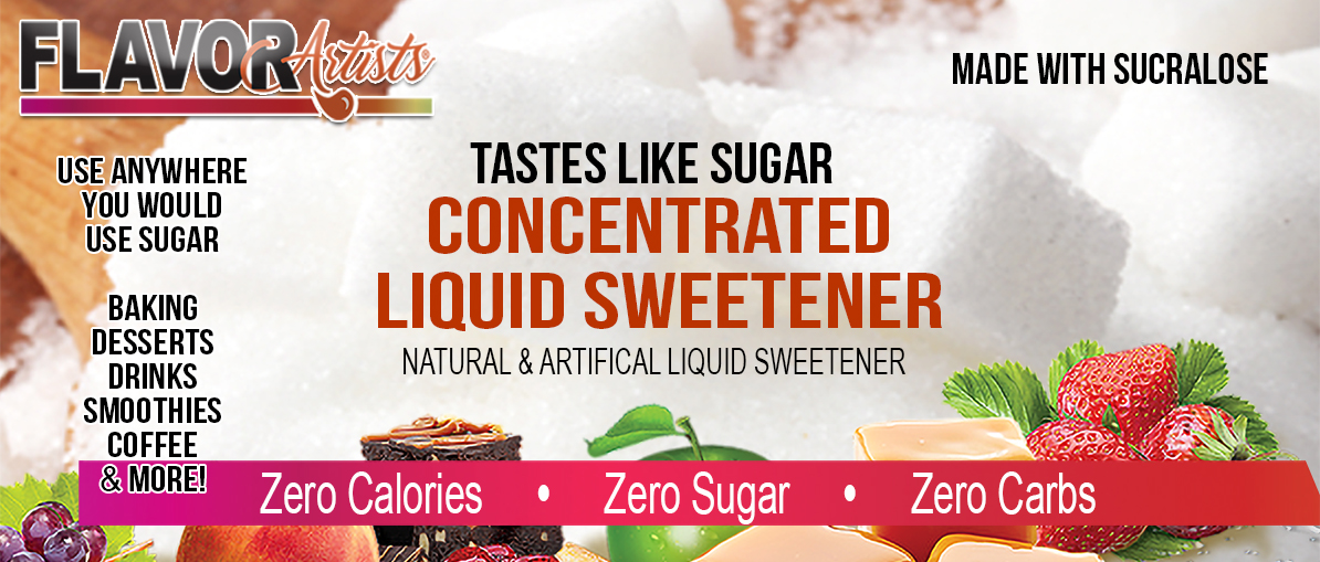FlavorArtists Concentrated Sweetener